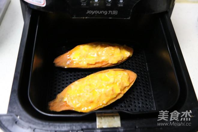 芝士焗红薯怎样做