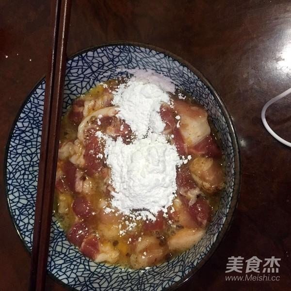 美味酸汤酥肉的家常做法