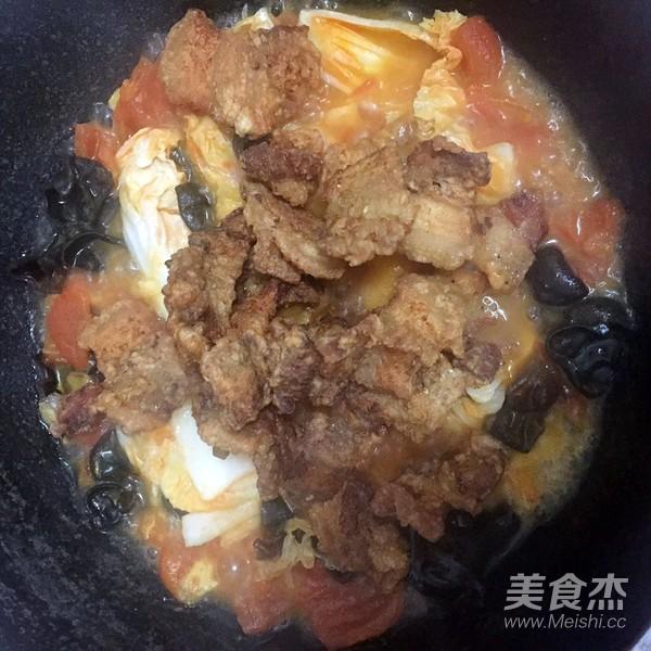 美味酸汤酥肉怎么煮