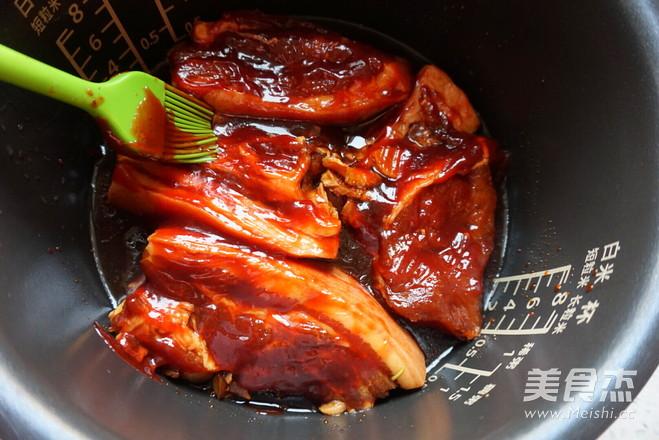 电饭煲叉烧肉怎么吃