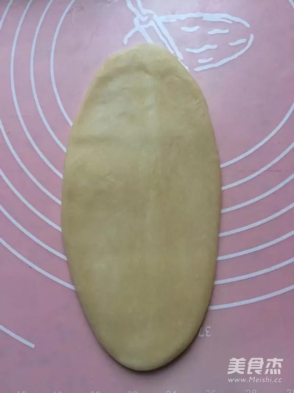 平底锅油酥咸酥饼怎么炒