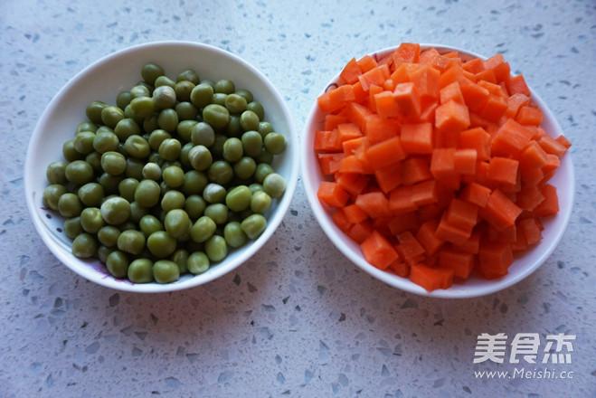 胡萝卜牛肉焖饭的家常做法