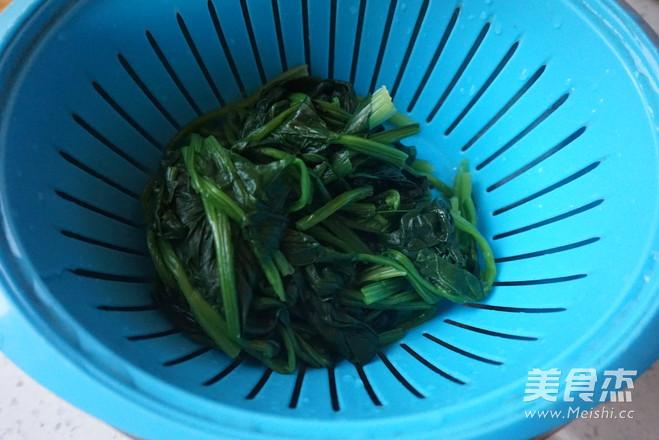 脆果仁拌菠菜怎么吃