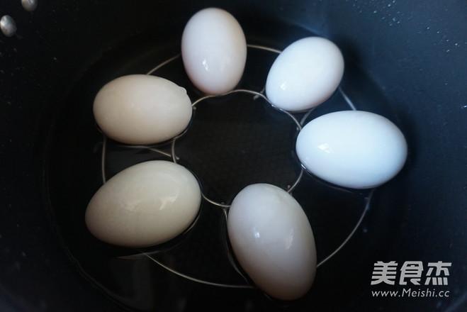 自制爆油咸鸭蛋怎么煮