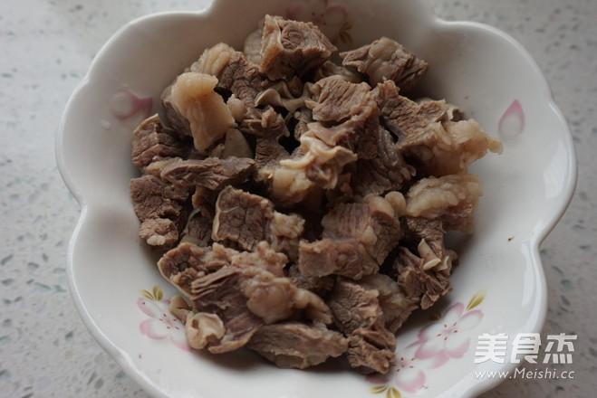 咖喱牛肉饭的简单做法