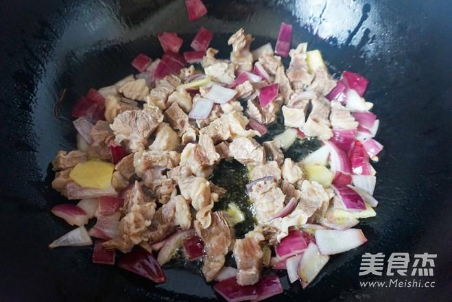 咖喱牛肉饭怎么做