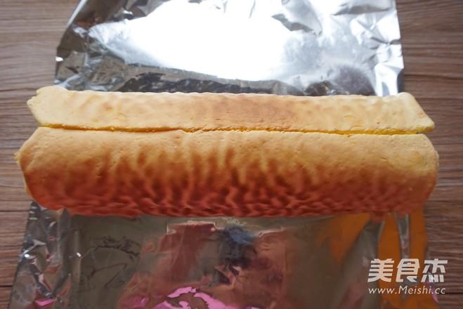 虎皮蛋糕卷的做法大全