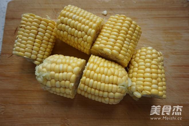 香烤玉米的做法大全
