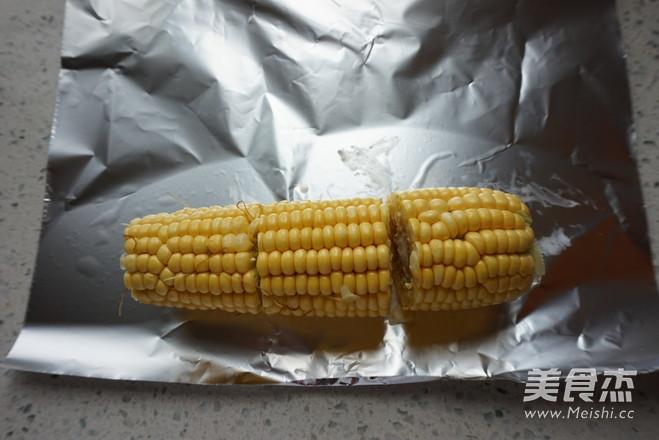 香烤玉米的做法图解
