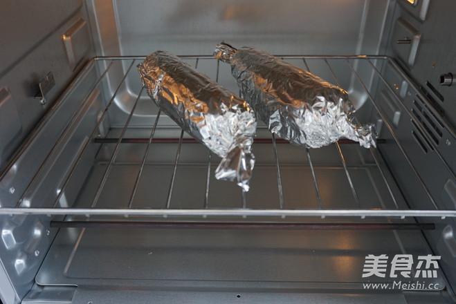 香烤玉米的简单做法