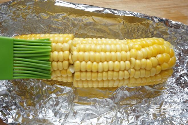 香烤玉米怎么吃