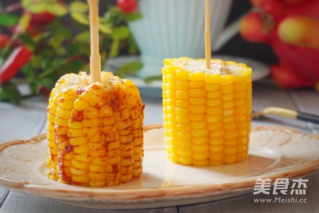 香烤玉米怎么炒