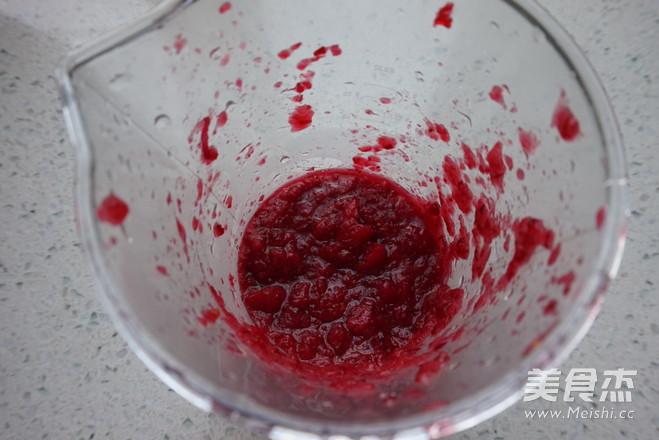 蔓越莓饭团的做法图解