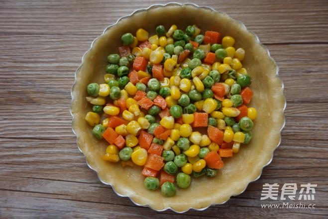 低脂杂蔬豆腐派怎么炒