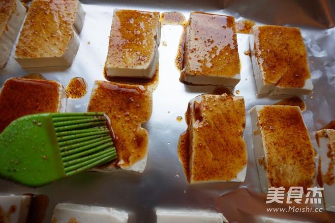麻辣香烤豆腐怎么吃