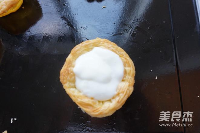 酸奶水果挞怎么做