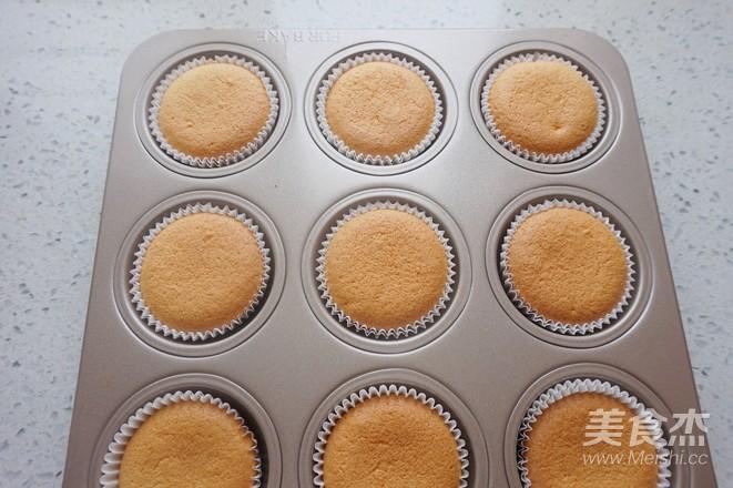 奶油蛋糕杯怎样做