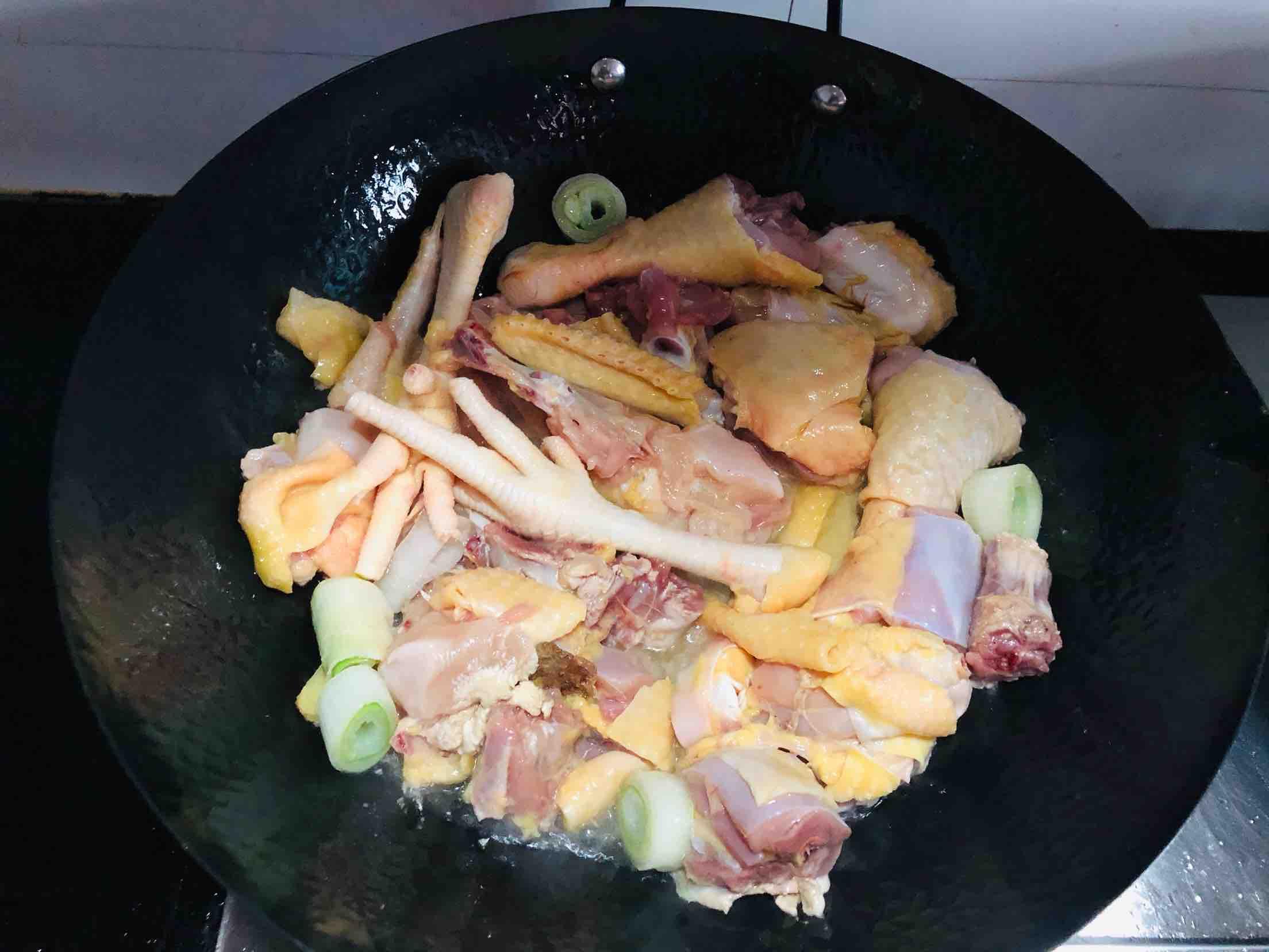 芦花鸡蘑菇汤怎么吃