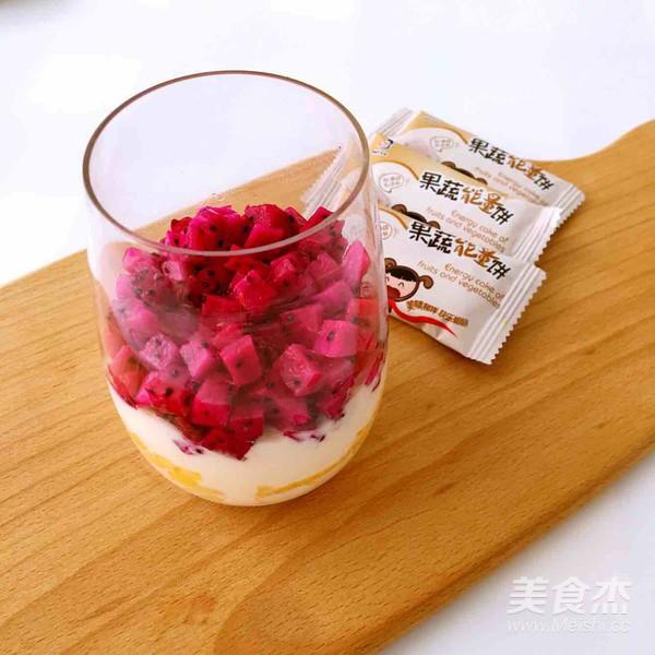 水果酸奶能量杯的简单做法