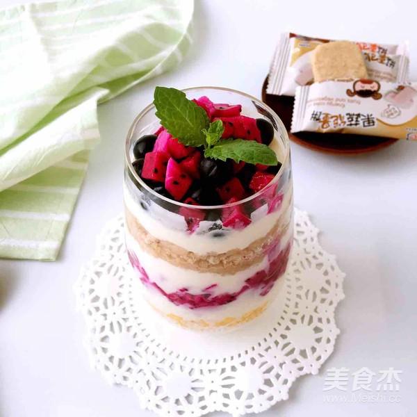 水果酸奶能量杯怎么做