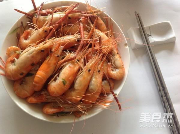 炒虾怎么炒