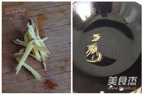 京酱肉丝的简单做法