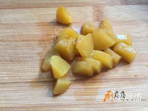 黄桃蛋挞的做法大全