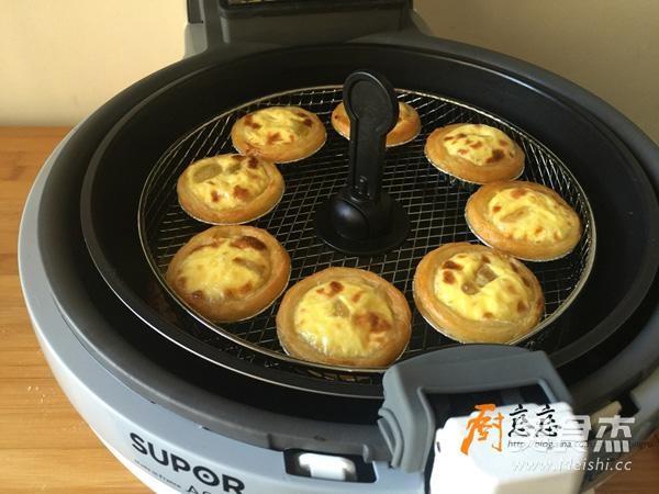 黄桃蛋挞怎么做