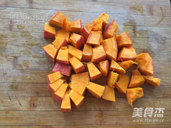 韩式南瓜粥的做法图解