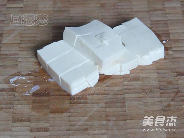 虾仁豆腐羹的做法大全