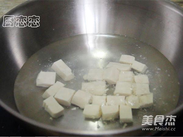 虾仁豆腐羹的做法图解