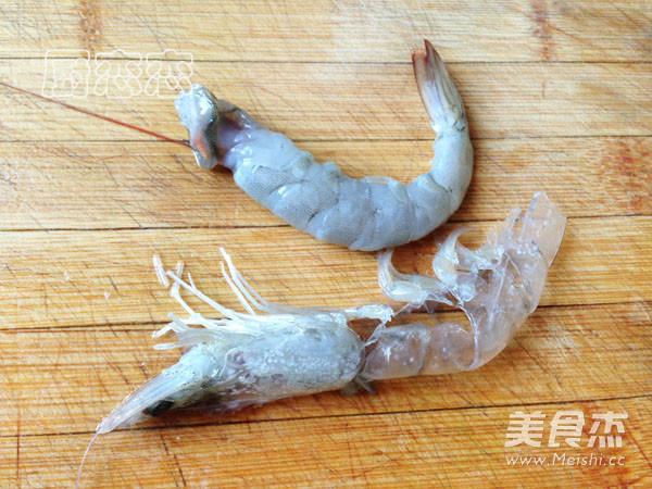 虾仁豆腐羹的家常做法