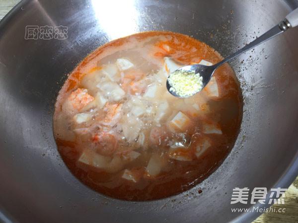 虾仁豆腐羹怎么煮
