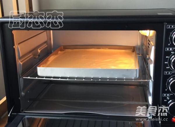 芒果蛋糕卷怎么煮