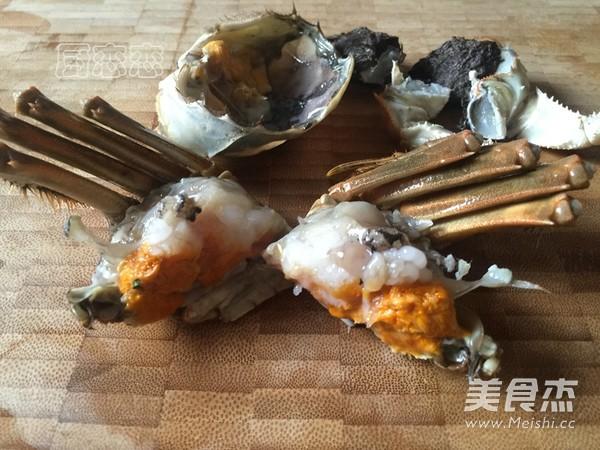 生滚蟹粥怎么吃