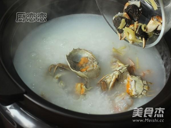 生滚蟹粥怎么炒
