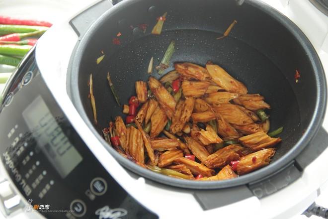 香辣腐竹怎么煮
