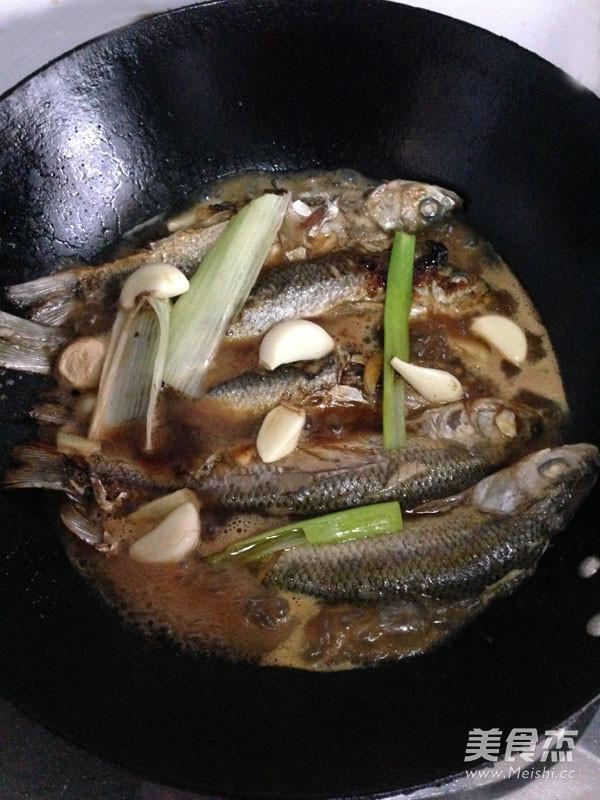 家常红烧鱼的简单做法