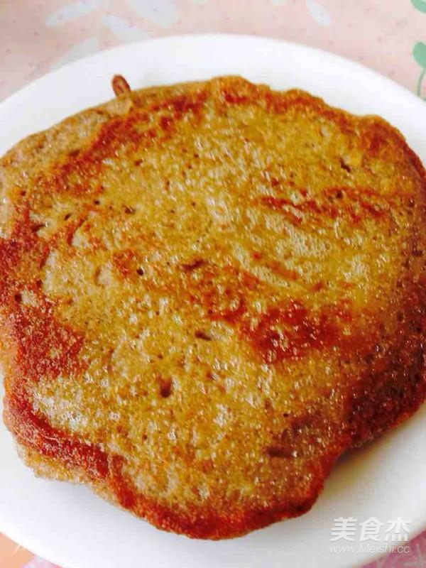 豆渣饼的简单做法