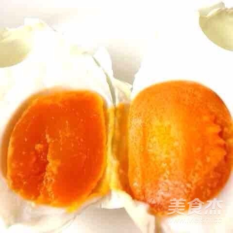 腌咸鸭蛋怎么吃