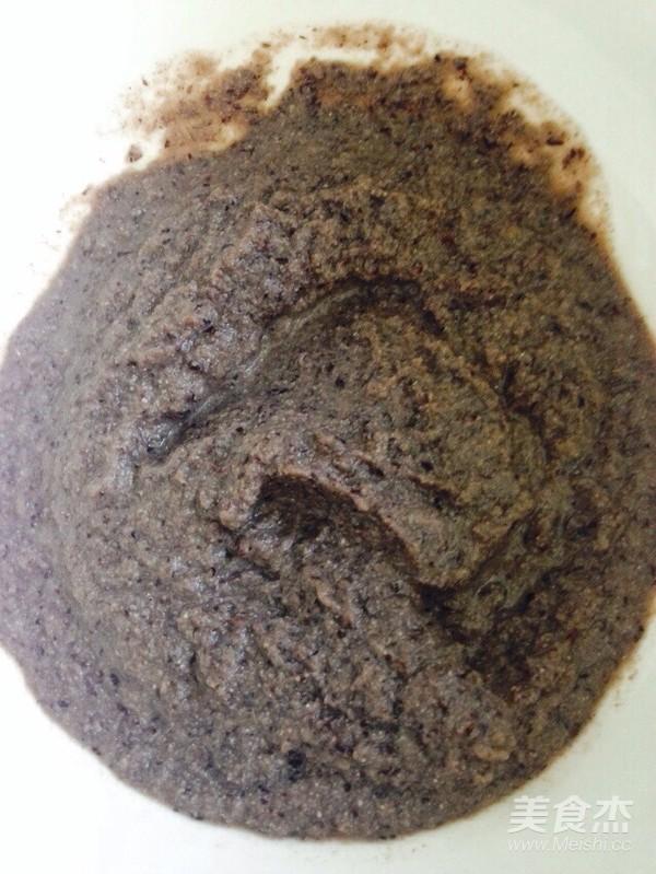 奶香黑豆渣馒头的做法大全