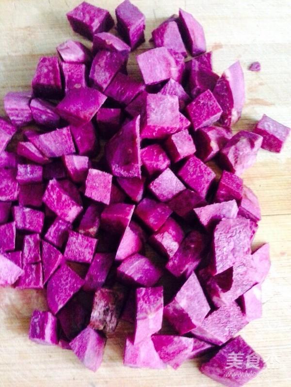 紫薯银耳粥的做法大全