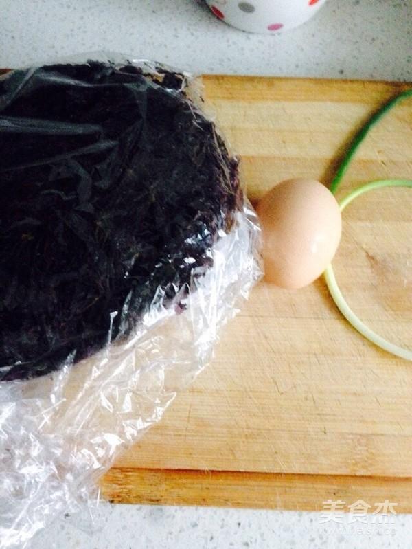 紫菜虾皮蛋花汤的做法图解