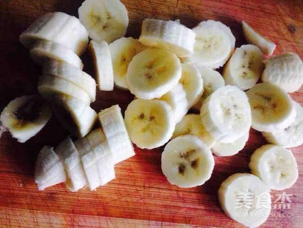 香蕉火龙果银耳莲子百合汤怎么炒