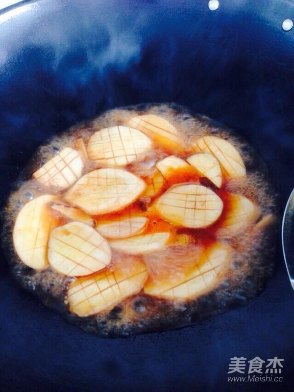 柿子椒杏鲍菇炒菠萝怎么煮