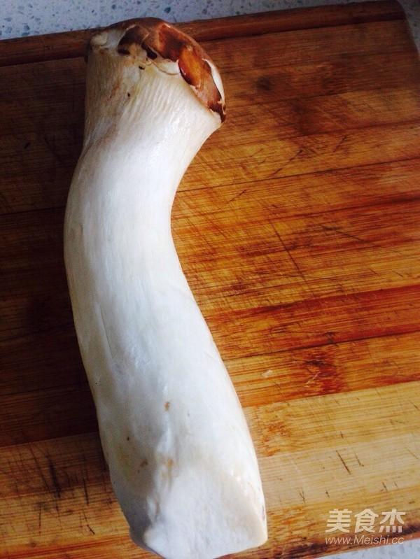 菠萝杏鲍菇的做法大全