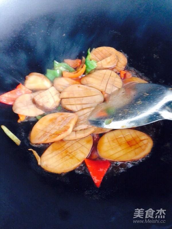 菠萝杏鲍菇怎么煮