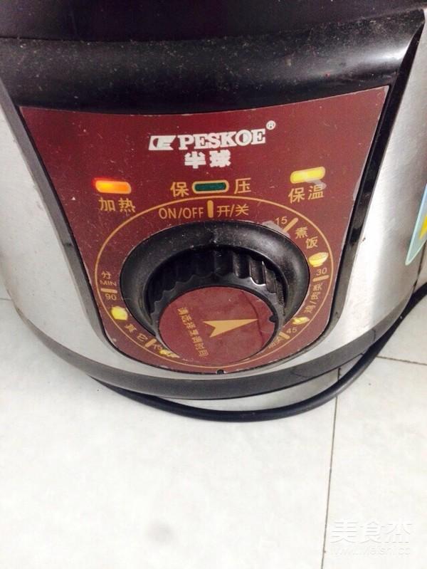 莲子红枣枸杞粥的简单做法