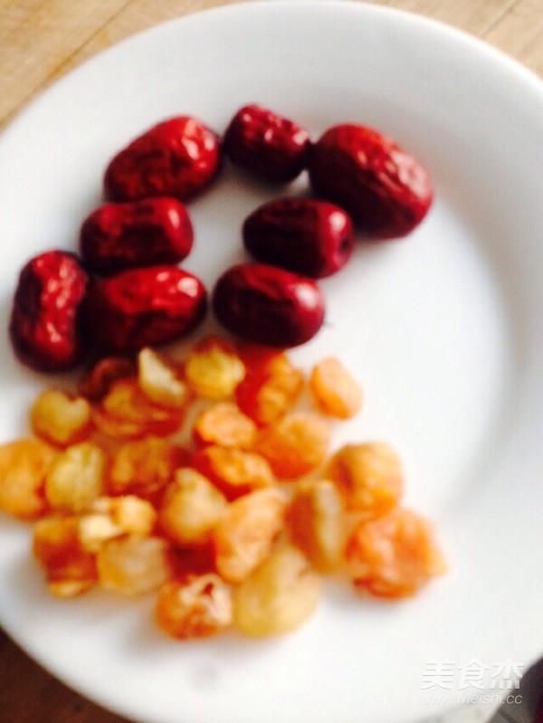 百合莲子桂圆红枣粥的家常做法