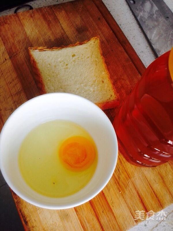 蜂蜜鸡蛋煎吐司片的做法大全